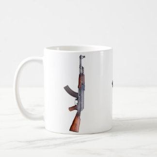 AK-47 COFFEE MUGS