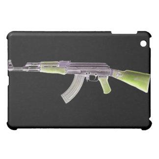 AK-47 Negative Green iPad Mini Covers