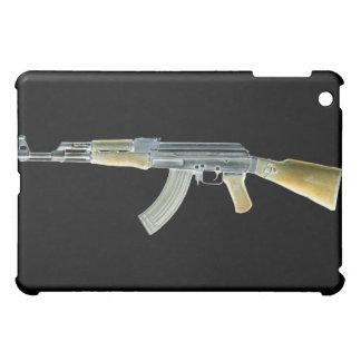 AK-47 Negative Yellow Case For The iPad Mini