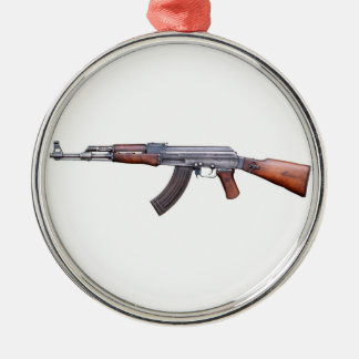 AK-47 CHRISTMAS ORNAMENTS