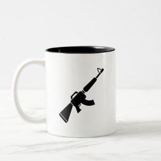 AK-47 Pictogram Mug