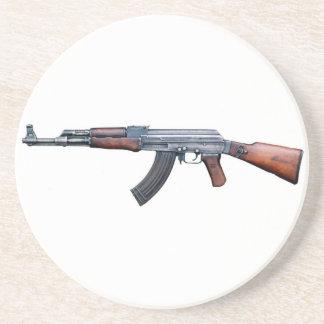 AK-47 POSAVASO PARA BEBIDA