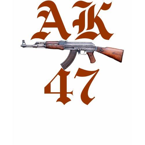 AK-47 Shirt shirt