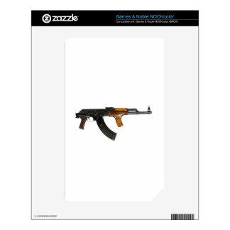 AK-47 SKIN PARA EL NOOK COLOR