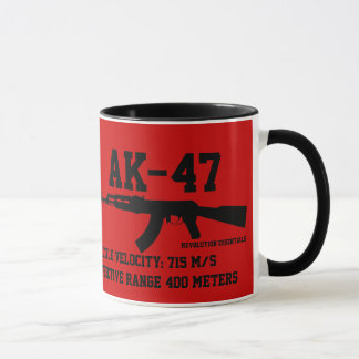 AK-47 - Specs Mug