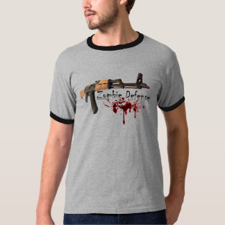AK-47 - Zombie Defense T-Shirt