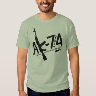 AK-74 TEE SHIRT