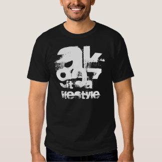 AK 907 Lifestyle T Shirts