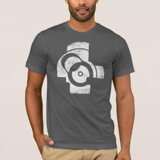 AK Bolt Face Distressed T-Shirt