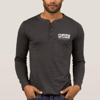 AK Child & Family Men's Henley T-Shirt