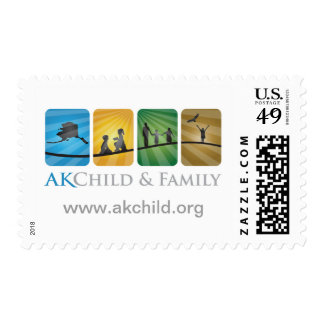 AK Child & Family Stamps