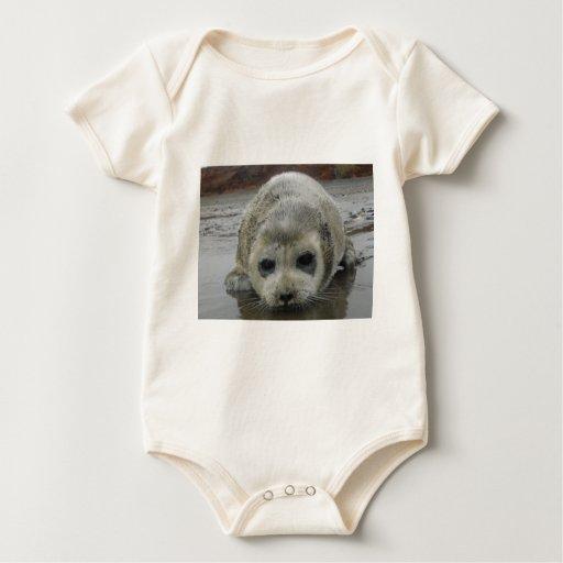 ak del kotz de la cría de foca trajes de bebé