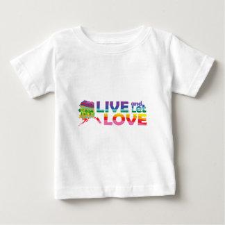 AK Live Let Love Baby T-Shirt