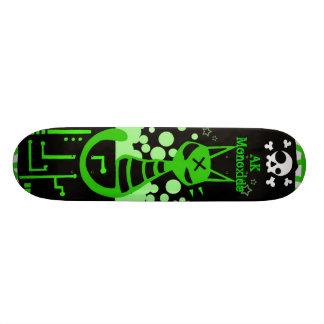 AK Monoxide Custom Skateboard