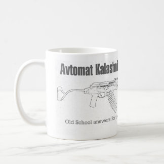 AK Old School Mugs