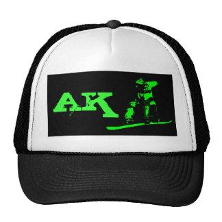 Ak talla el gorra