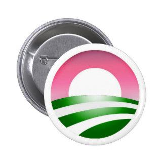 AKA for Obama Button