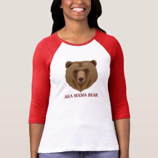 AKA Mama bear - T-shirt