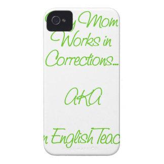 Aka Mom iPhone 4 Case-Mate Case