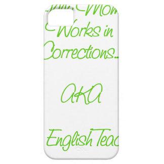 Aka Mom iPhone SE/5/5s Case