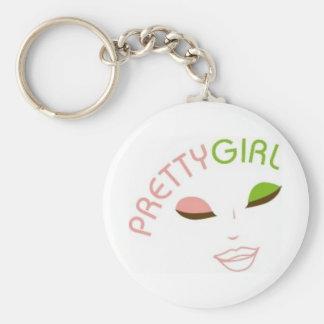 AKA Pretty Girl Keychain