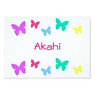 Akahi Card