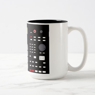 AKAI MPC2500 Two-Tone COFFEE MUG