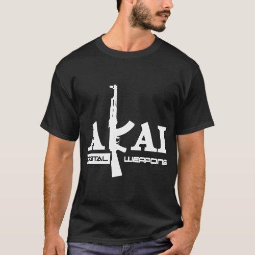 AKAI PROFESSIONAL DJ PIONEER TECHNICS SERATO VESTA T-Shirt