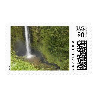 Akaka Falls, Hamakua Coast, Island of Hawaii, Postage