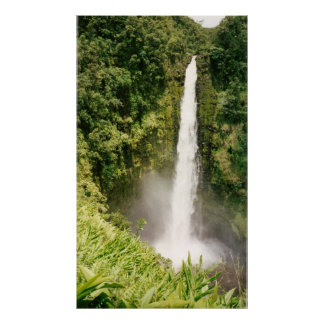 'Akaka Falls, Hawaii - Change Size for Price Posters
