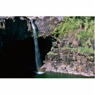 Akaka Falls Hawaii Cut Out