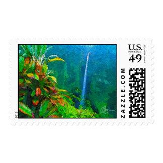 Akaka Falls Postage