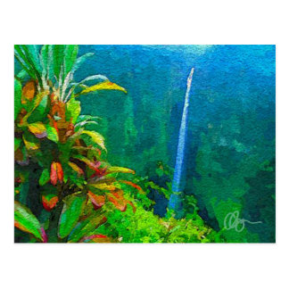 Akaka Falls Postcard