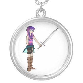 Akara Manga Necklace