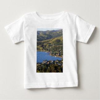 Akaroa Harbour scenic French village T-shirt