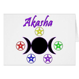 Akasha Card