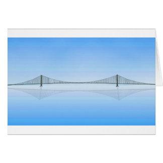 Akashi Kaikyo Suspension Bridge: aka Pearl Bridge Card