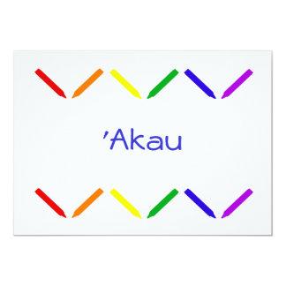 'Akau Card