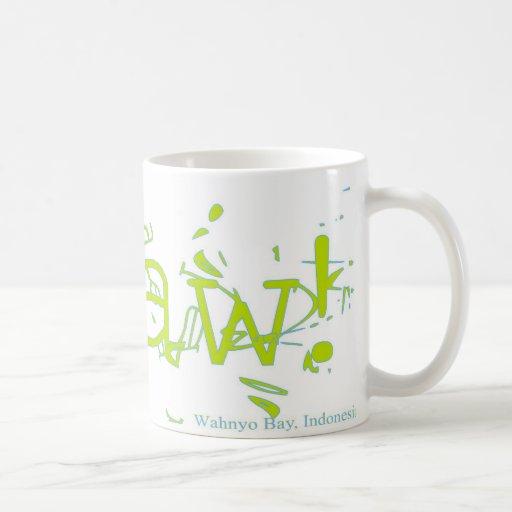¡Akaw! Tazas De Café