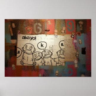 Akayo2 Print
