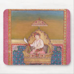Akbar  from an album of portraits mouse pad