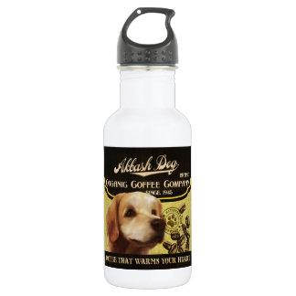 Akbash Dog Brand – Organic Coffee Company Water Bottle