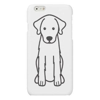 Akbash Dog Cartoon Matte iPhone 6 Case