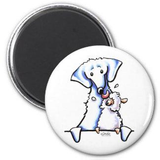 Akbash Dog Mom Magnet