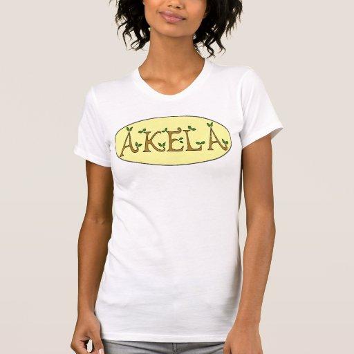 akela camiseta
