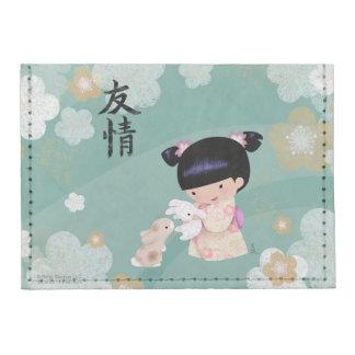 Akemi Card Wallet (small) Tyvek® Card Case Wallet