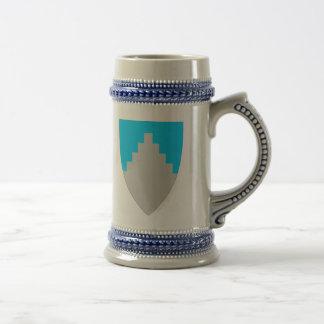 Akershus vapen Norway Coffee Mugs