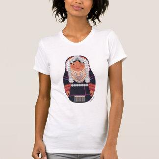 Akha Girl Of Thailand Matryoshka Women's T-Shirt