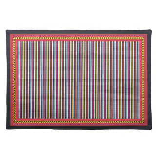 Akha of Thailand Placemat