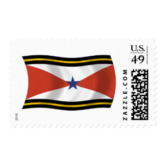 Akha People Flag Stamps
